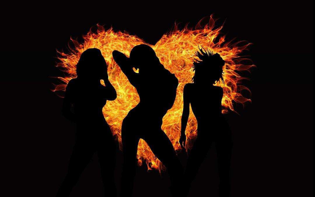 Energies tierces relation Flamme Jumelle