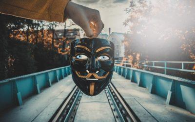 Le dernier masque du masculin sacré