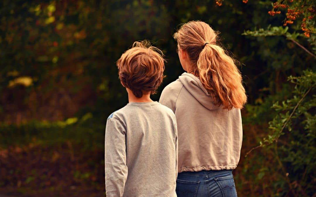 Le masculin a peur d'aller vers sa féminine à cause de ses enfants